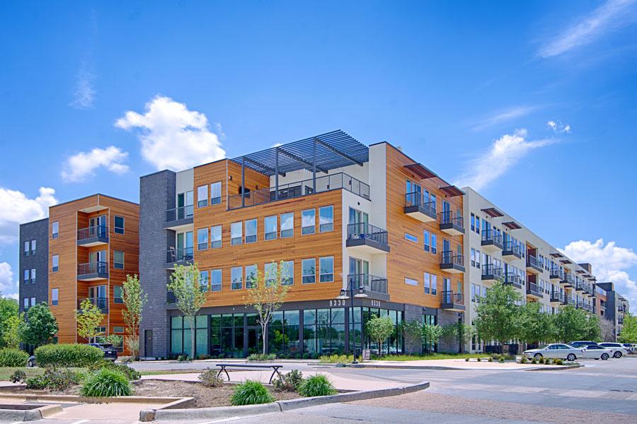 Lookout at Lake Highlands Village Apartments Dallas TX