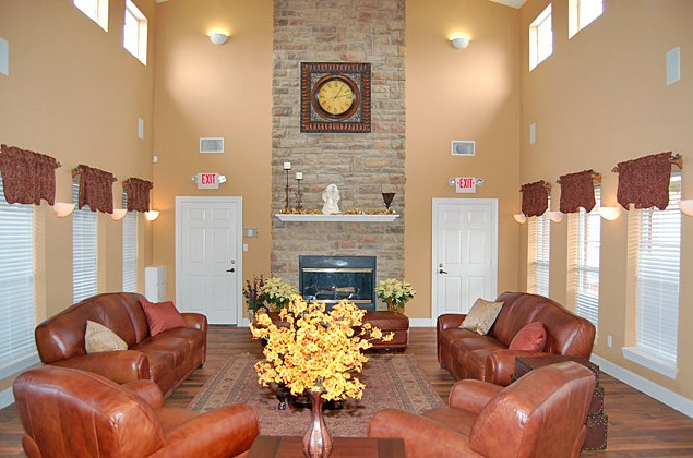 Clubhouse at Listing #144909