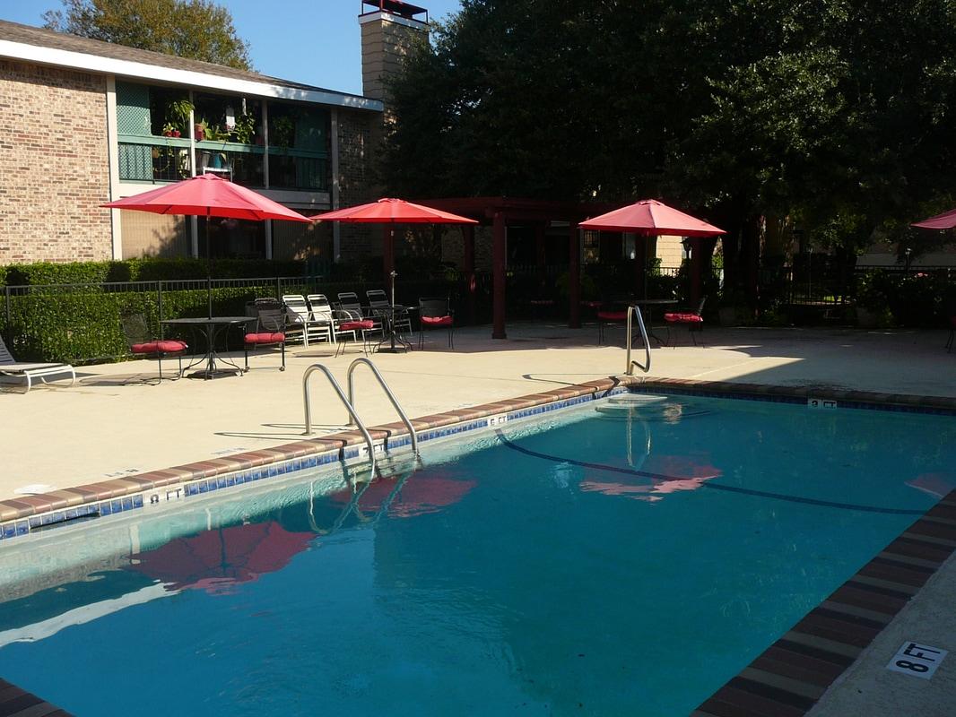 Pool at Listing #136639