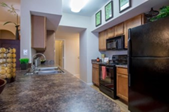 Kitchen at Listing #144621