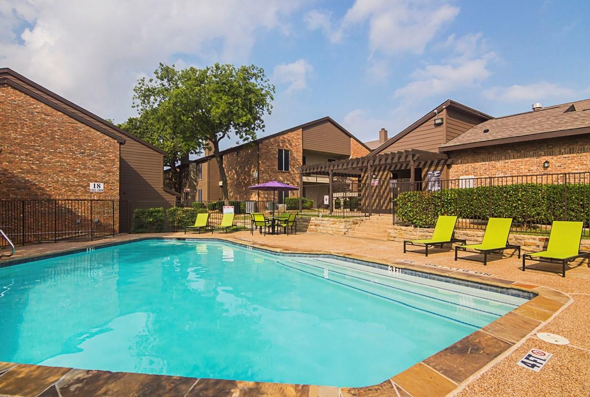 Pool at Listing #138209
