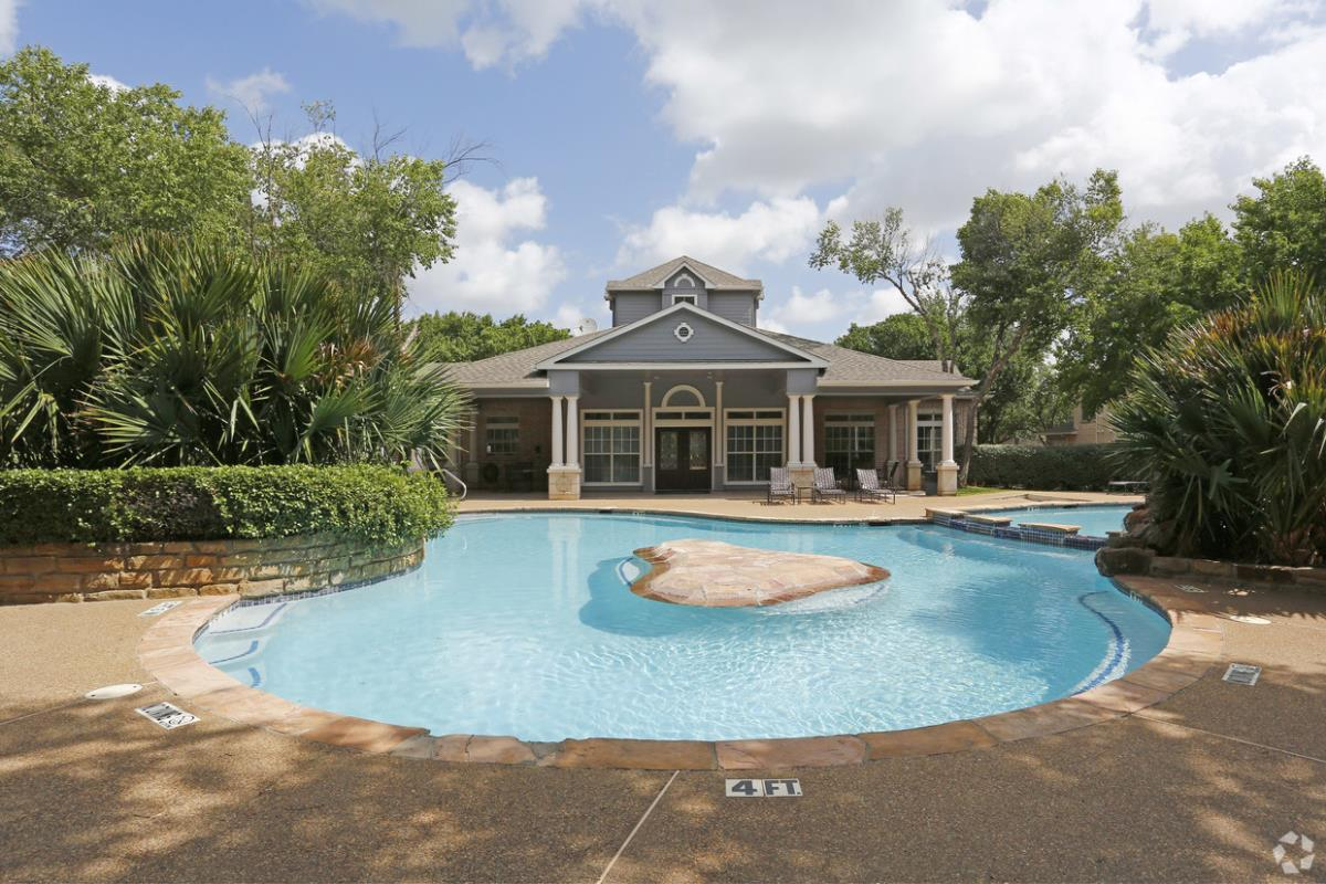 Pool at Listing #137695