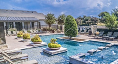 Pool at Listing #149819