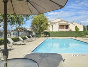 Pool at Listing #140458