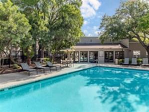 Pool at Listing #140887
