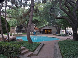 Pool at Listing #135893