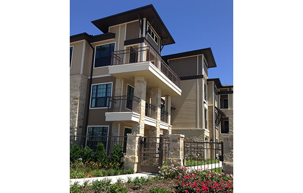 Exterior at Listing #236605
