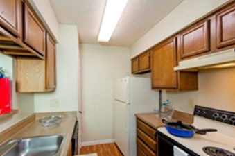 Kitchen at Listing #135867