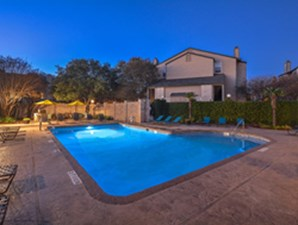 Pool at Listing #140859