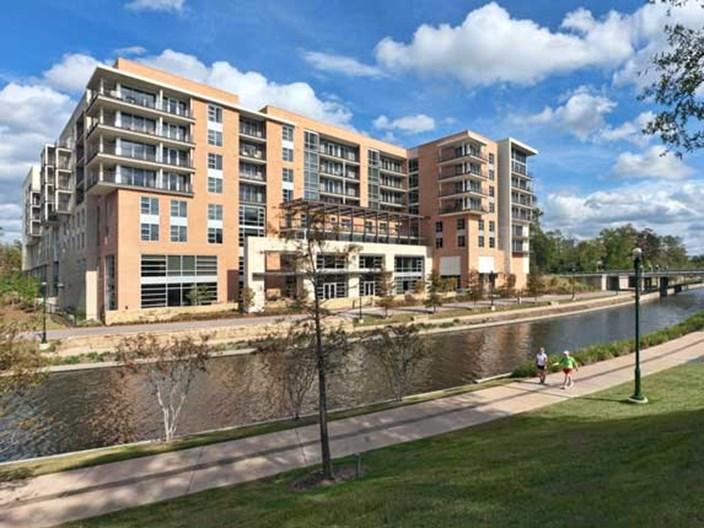 Village At The Woodlands Waterway Apartments