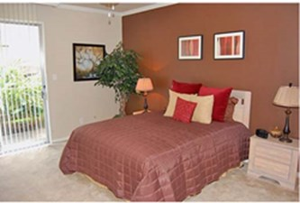 Bedroom at Listing #138344