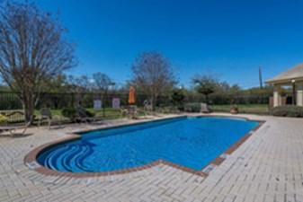Pool at Listing #144690