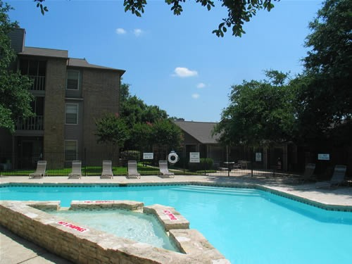 Pool at Listing #140336