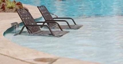 Pool at Listing #147831
