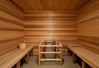 Dry Sauna at Listing #226853