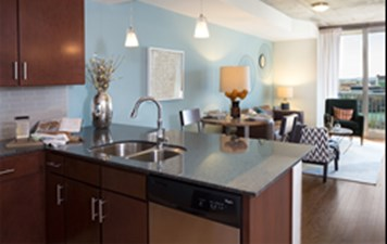 Dining/Kitchen at Listing #226167