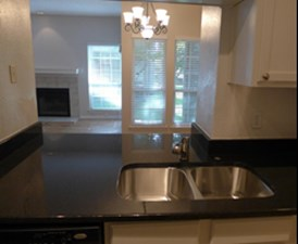 Dining/Kitchen at Listing #235438