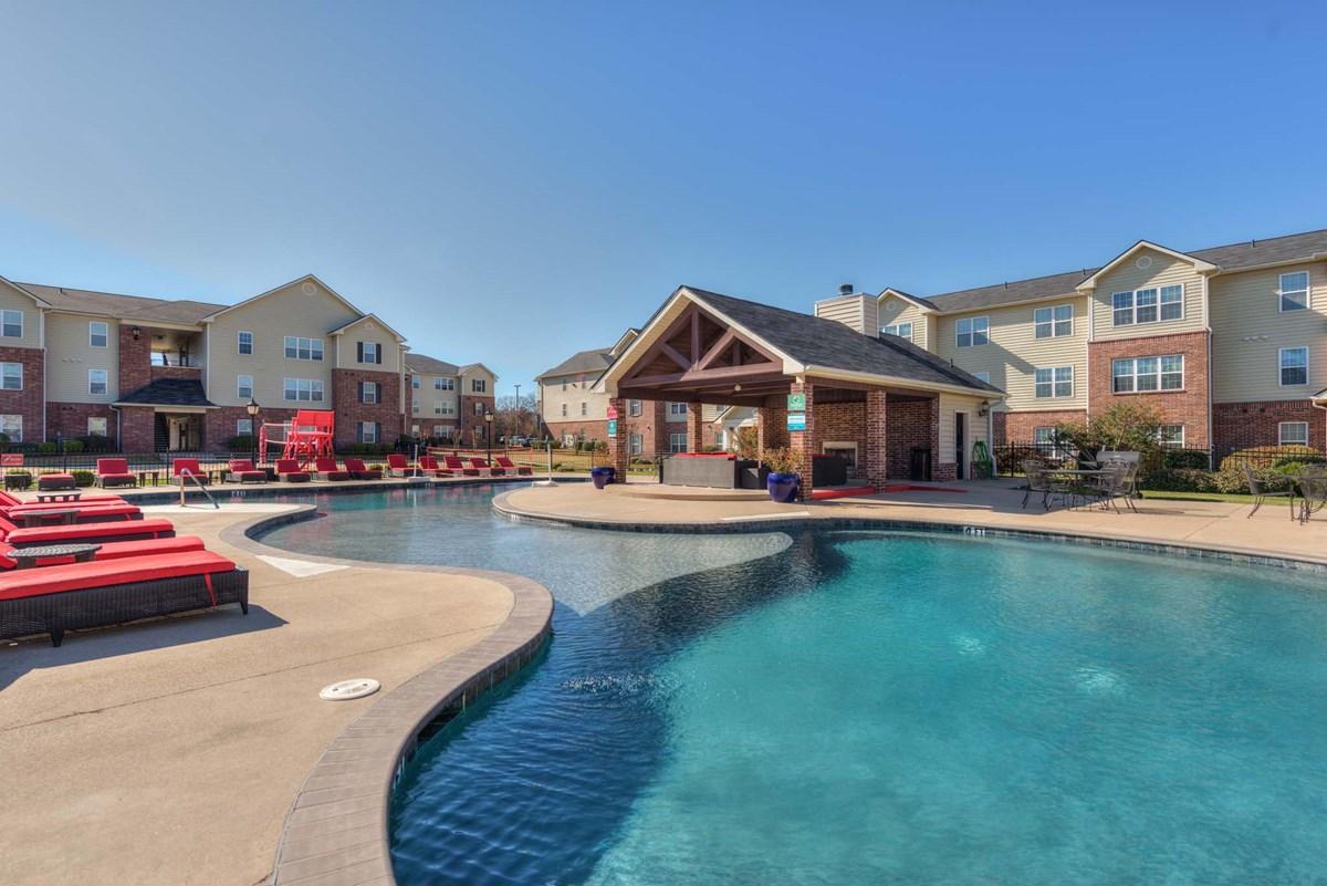 Pool at Listing #233238