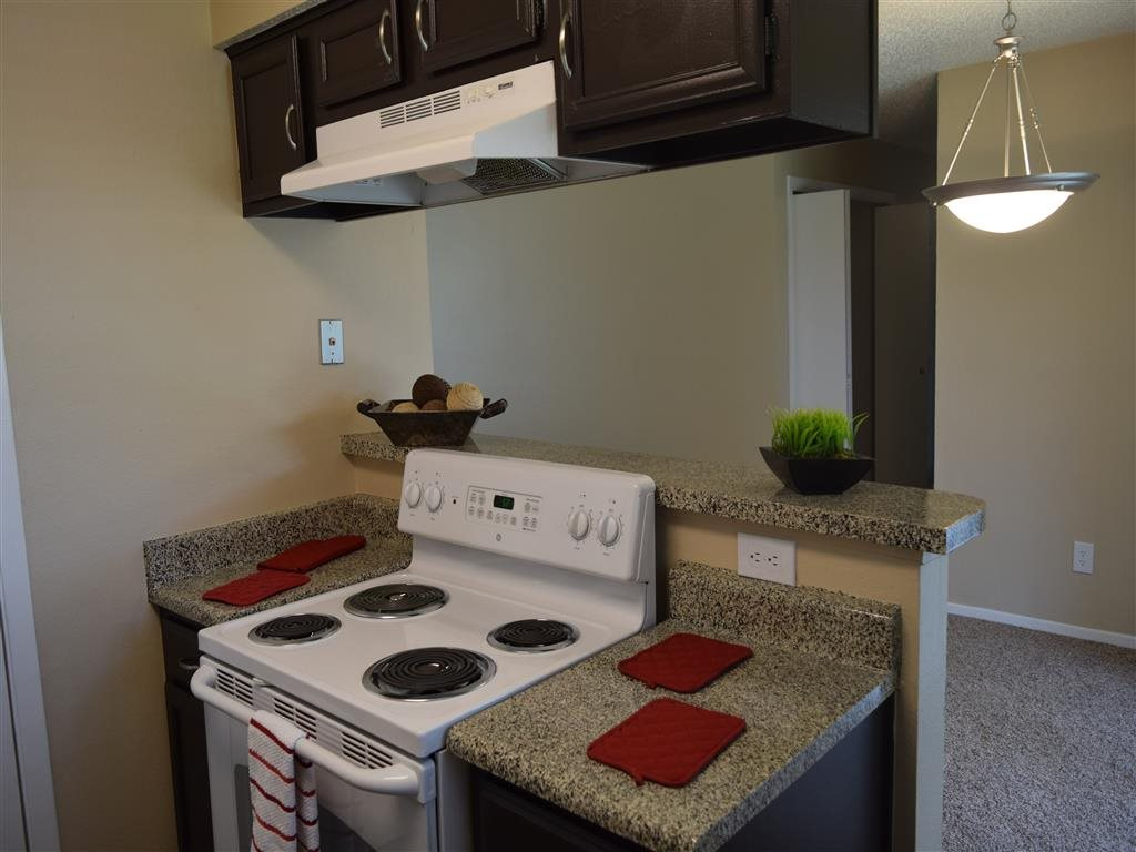 Kitchen at Listing #135843