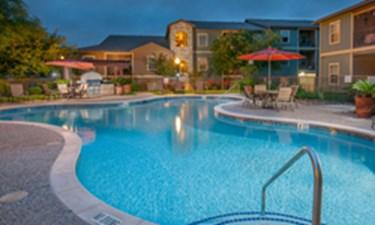 Pool at Listing #144441