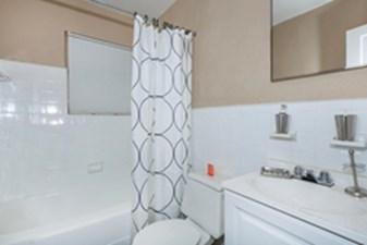 Bathroom at Listing #139360