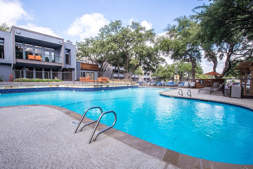 Pool at Listing #135789