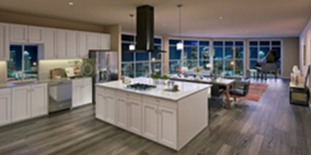 Dining/Kitchen at Listing #305654