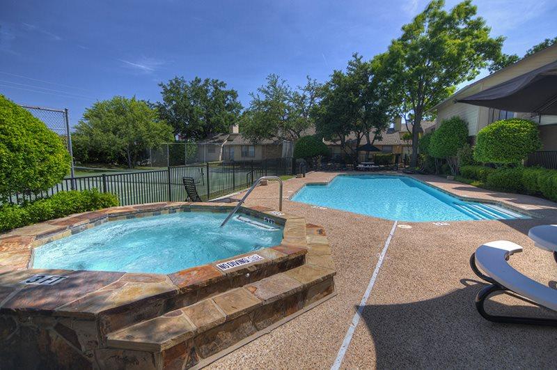 Pool at Listing #135946