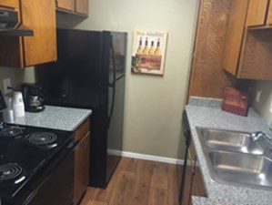 Kitchen at Listing #135942
