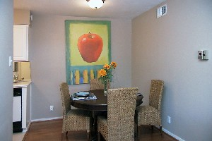 Dining Area at Listing #138045