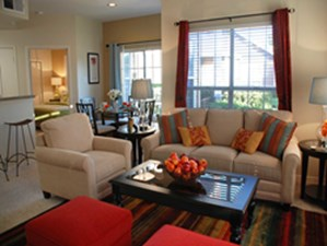 Living Room at Listing #136210