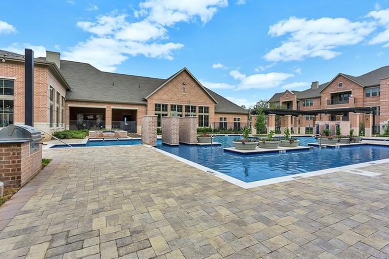 Pool at Listing #291783