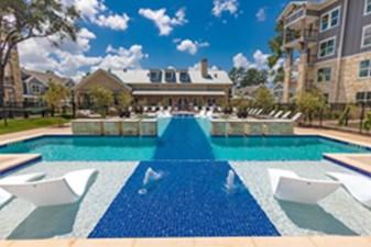 Pool at Listing #299841