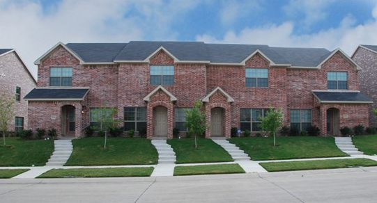 Ederville Park Apartments , TX