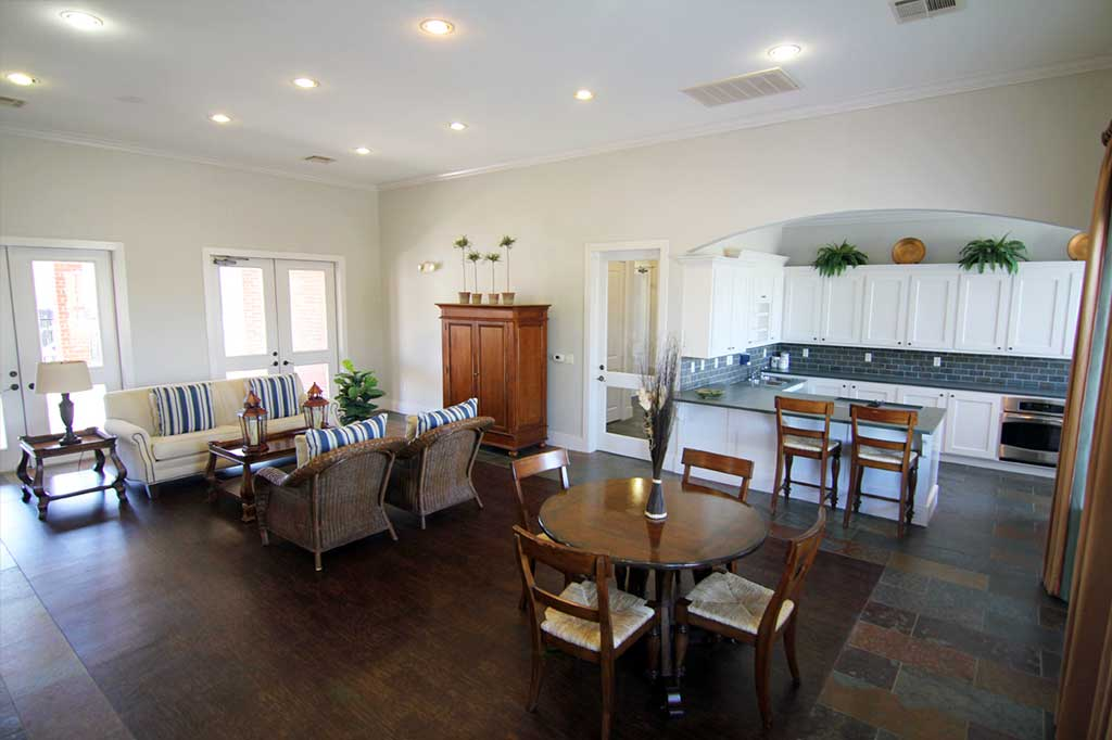 Clubhouse at Listing #147063