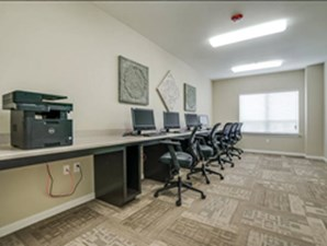 Business Center at Listing #264026