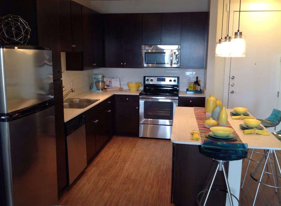 Kitchen at Listing #229059