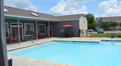 Pool at Listing #140588