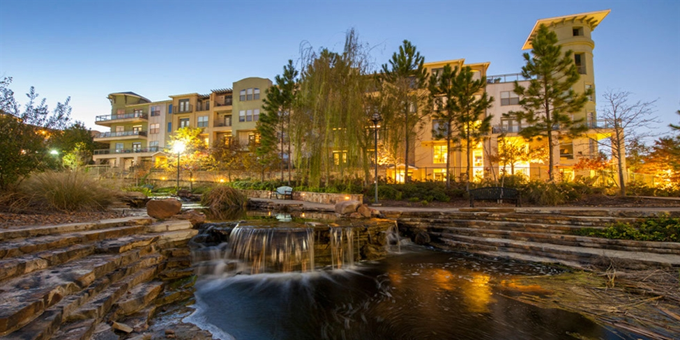 Boardwalk at Town Center Apartments The Woodlands, TX