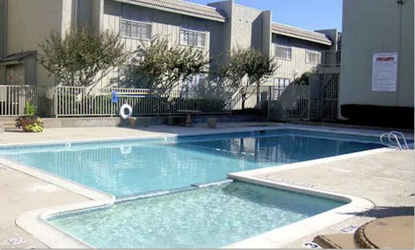 Pool at Listing #135679