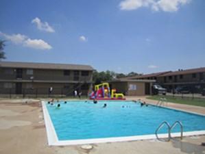 Pool at Listing #137347