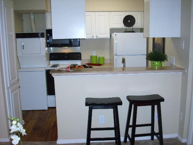 Kitchen at Listing #135662