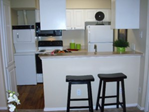 Kitchen at Listing #135662