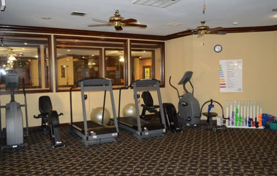 Fitness at Listing #139198