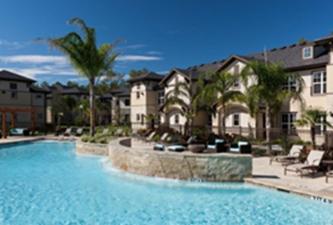 Pool at Listing #240923