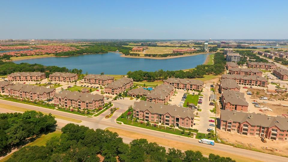 Aerial View at Listing #282328