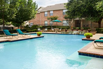 Pool at Listing #144094