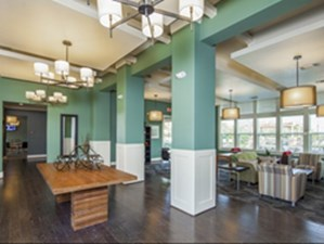 Clubhouse at Listing #266673