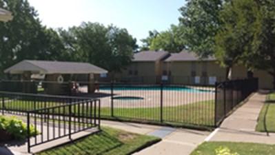 Pool Area at Listing #137717