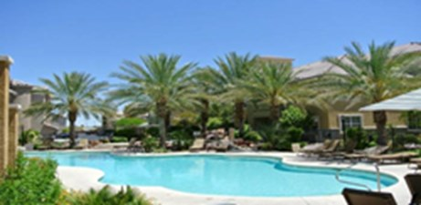Pool at Listing #137419